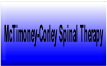 McTimoney-Corley Spinal Therapy.